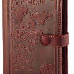 Covers for auto-documents + passport (two in one)