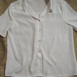Gömlek-Bulanık Bayan