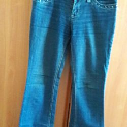 Jeans for women, size 46