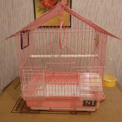 Κλουβί για πτηνά