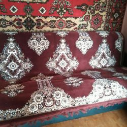Divandyk (sofa cover and 2 armchairs)