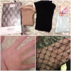 Pantyhose 4 New, mesh, socks