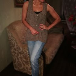 Knitted cardigan p.42-46