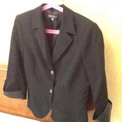 Costum elegant elegant cu negru-Italia