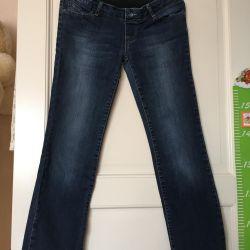 Jeans pentru femei gravide 44-46