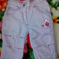 Pantaloni de 68cm