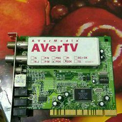 ТВ тюнер AverMedia AverTV 302AAACS