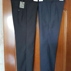 Pants 128r. New ones.