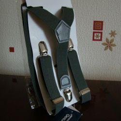 New children's suspenders