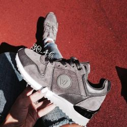 New women sneakers, gray