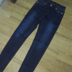 Итальянские фирменные джинсы