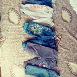 Bir erkek için kot pantolon 74r-p