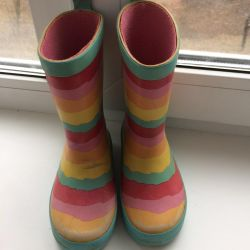 rubber boots r. 24