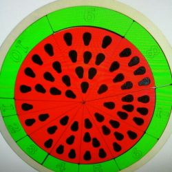 Shot and score Watermelon. New toy.