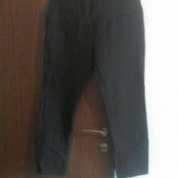 Pants for pregnant women before and after