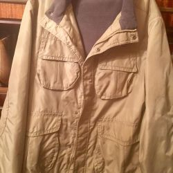 Куртка мужская осень-весна, Reebok
