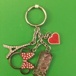 Keychain from DisneyLand France