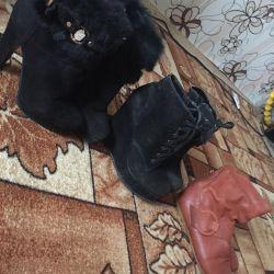 Batilions semi boots