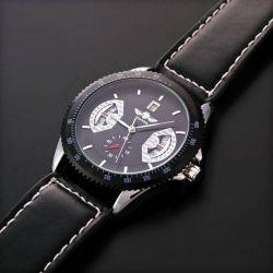 New, Packed, Mechanical Skeleton Watch Winner
