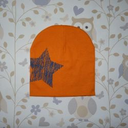 Cap knitted Star New