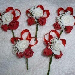 iğne yaka çiçeği
