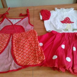 Dresses for 1-3 years