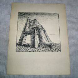 Engraving Pyramid. Ivan Shalmin and D. Butkevich