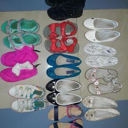 Ayakkabı 32, 33, 34