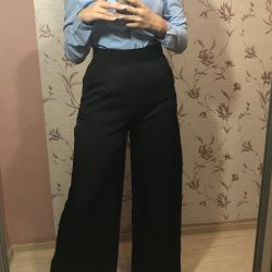 New pants, sizes from 44 to 46