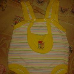 Body straps 63-68 size