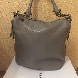 Chloe handbag nat. leather