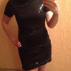Платье женское коктельное р.44-46