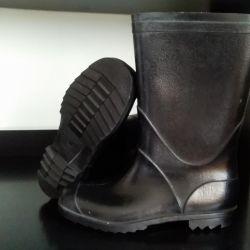 Μπότες και γαλόζες από καουτσούκ 45, 46