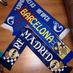 Sports scarves new !!!