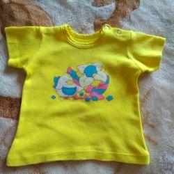 Çocuklar için tişört