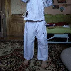 Forma pentru karate, wushu 122