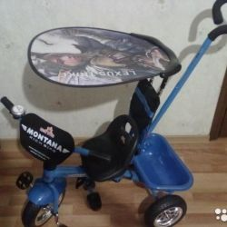 Bicycle Rich Toys Lexus Trike Montana