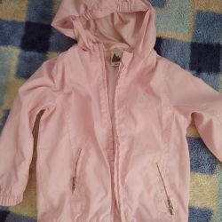 Children's windbreaker