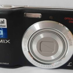 Компактный фотоаппарат Panasonic Lumix DMC-LS5