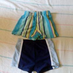 Pantaloni de înot