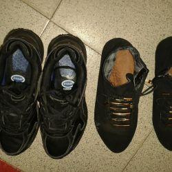 Sneakers600 deri. botinki150