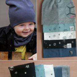 Hat + Snood Kit