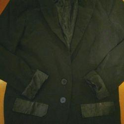 Jacket female bershka and new yorker