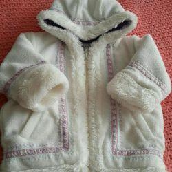 Polar demi sezonu ceketi.