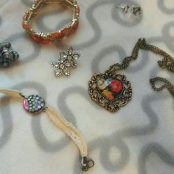 jewelry bracelet pendant ring