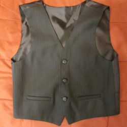 Vest on the schoolboy r. 38 / 146-152