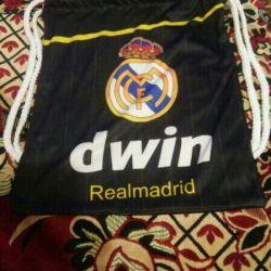 Мешок рюкзак Real Madrid