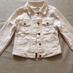 Jacket jacket denim Jacket for girls