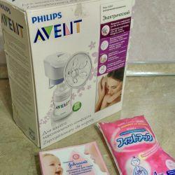 Electric breast pump Avent