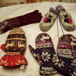 Mittens - gloves